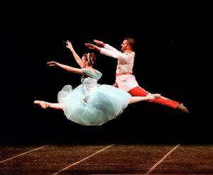 Prof. Nathália - Ballet
