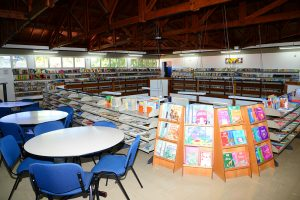 Biblioteca - Mezanino