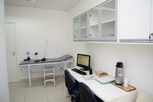 Sala de Atendimento à Saúde