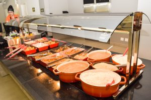 Buffet do Restaurante 1