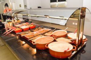 Buffet do Restaurante 1