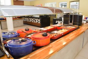 Buffet do Restaurante 2